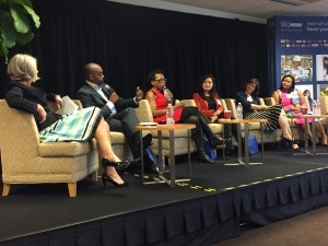 LADC women in leadership 2016 symposium